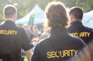 Event Security Guards from Bolt Security Guard Services in Chandler Arizona