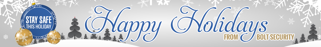 Happy Holidays from Bolt Security Guard Services in Phoenix Arizona