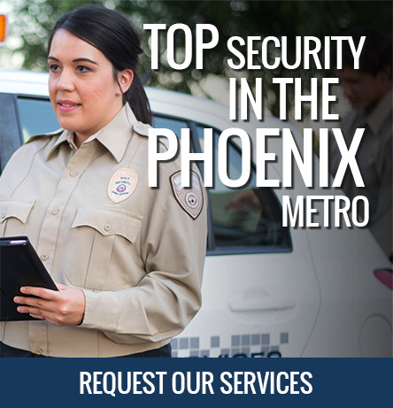 Best Security Guards in Phoenix Arizona at Bolt Security Guard Services