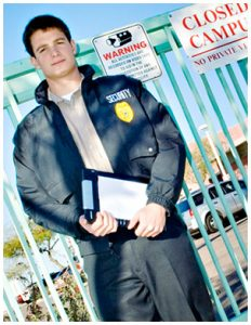 Campus Security from Bolt Security Guard Services in Phoenix Arizona
