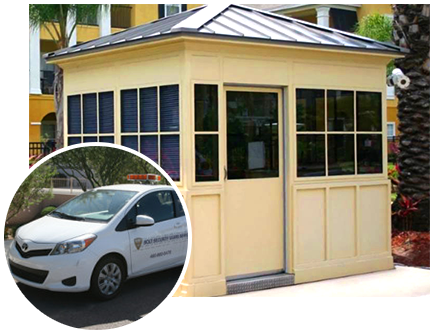 Community Security Services from Bolt Security Guard Services in Phoenix Arizona