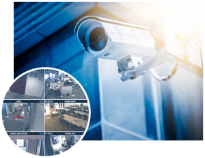 Video Surveillance Coverage from Bolt Security Guard Services in Phoenix Arizona