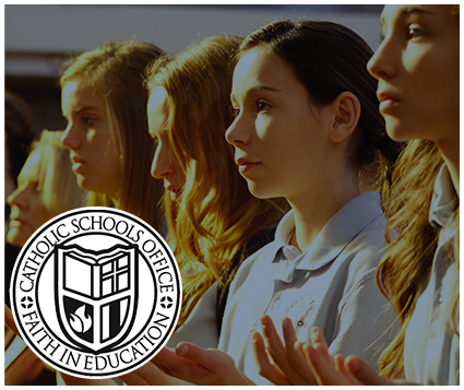 Catholic Schools Office Faith in Education with Bolt Security Guard Services in Phoenix Arizona